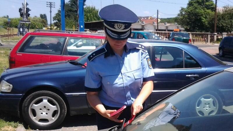 politie mures
