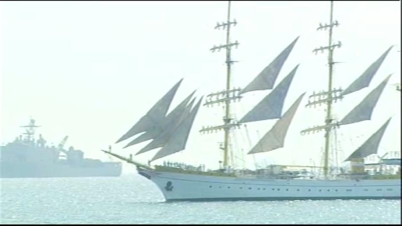 Ziua Marinei este sarbatorita in Constanta cu ceremonii militare si exercitii demonstrative