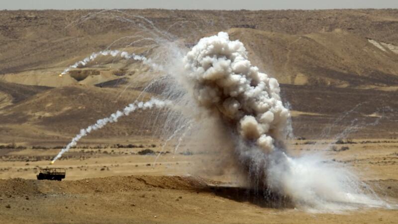exercitii armata Israel