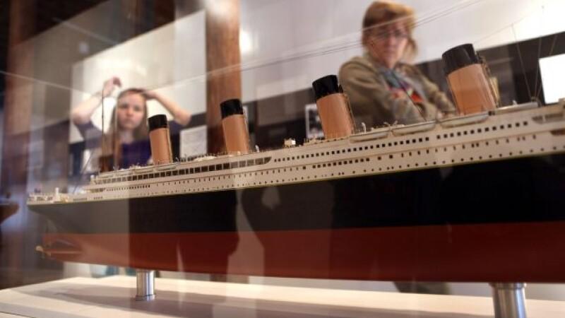 Titanicul, reconstruit la 1500 de kilometri de ocean. Copia chinezeasca va fi gata in 2016