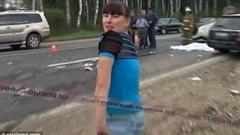 Accident Rusia - 1