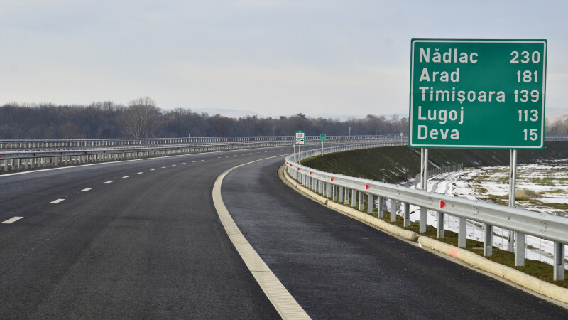autostrada deva