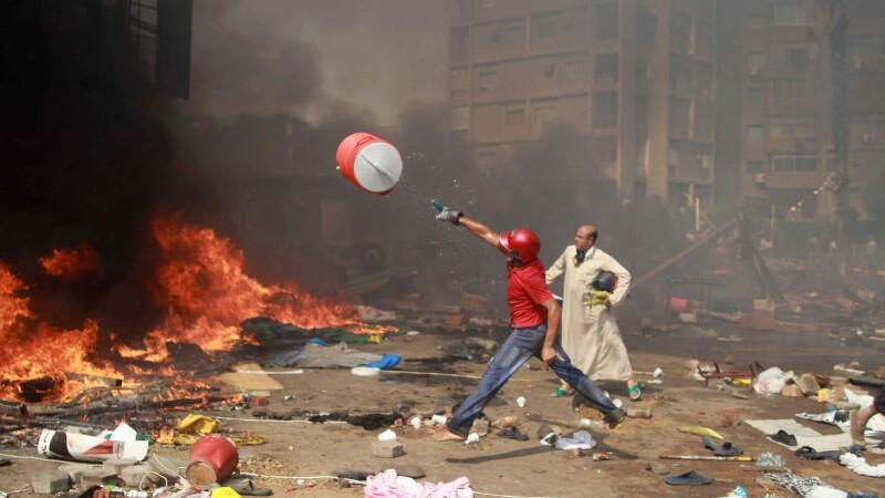 Egipt, proteste