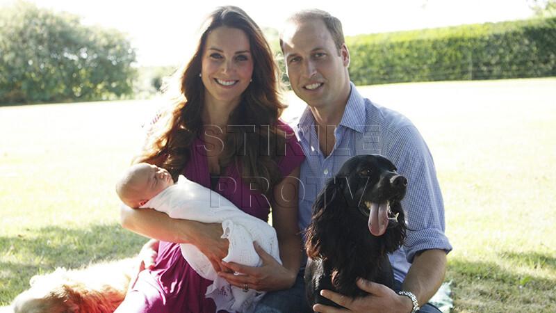 copilul regal, printul George