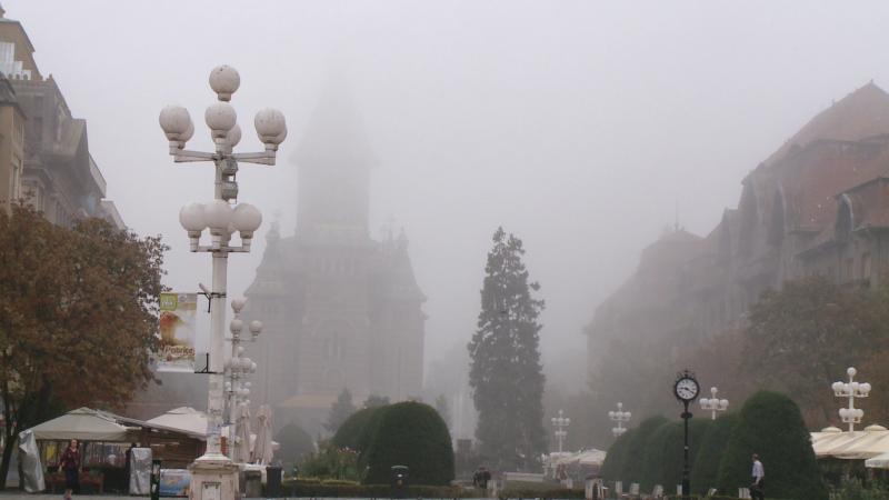 ceata, centrul Timisoarei