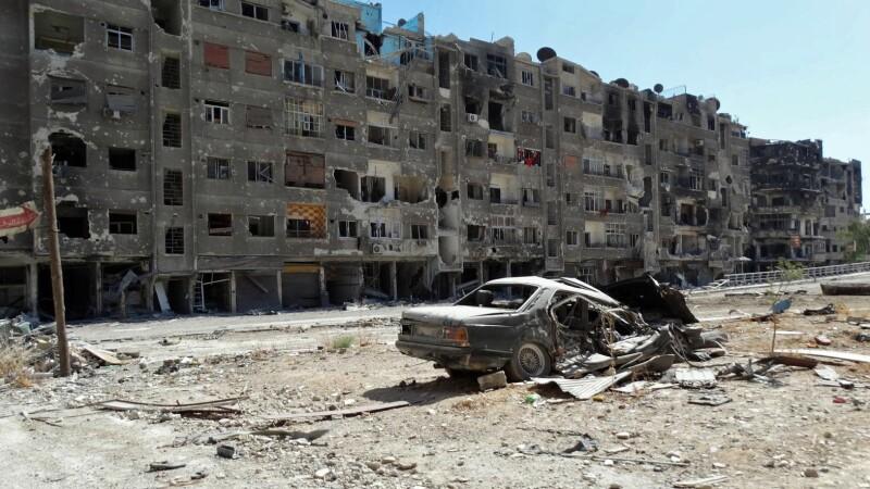AFP: Siria nu va ceda, \