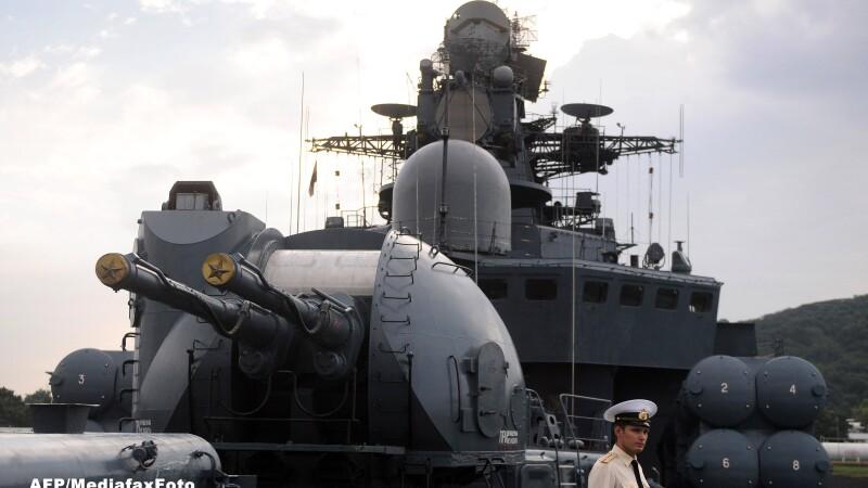 Nava militara ruseasca