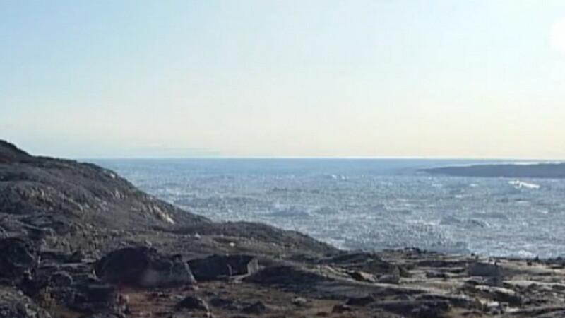 canion Groenlanda