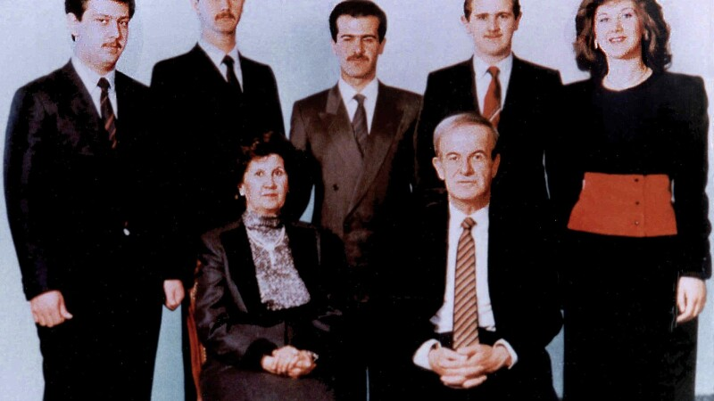 Familia Assad din Siria
