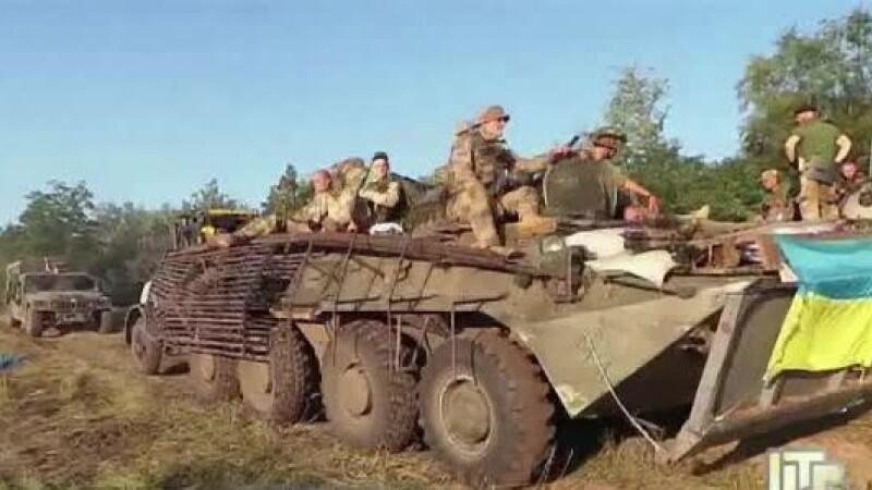 STIRI EXTERNE PE SCURT. Israelul isi intrerupe operatiunea militara in Gaza; Armata ucraineana se pregateste de victorie