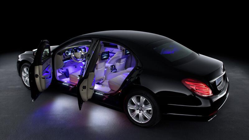 Mercedes S Klasse - 1