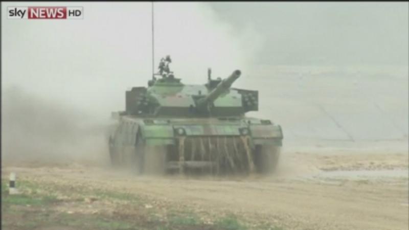 Concurs cu tancuri de fabricatie ruseasca. O singura tara a ocupat primele 2 locuri la Campionatul Mondial