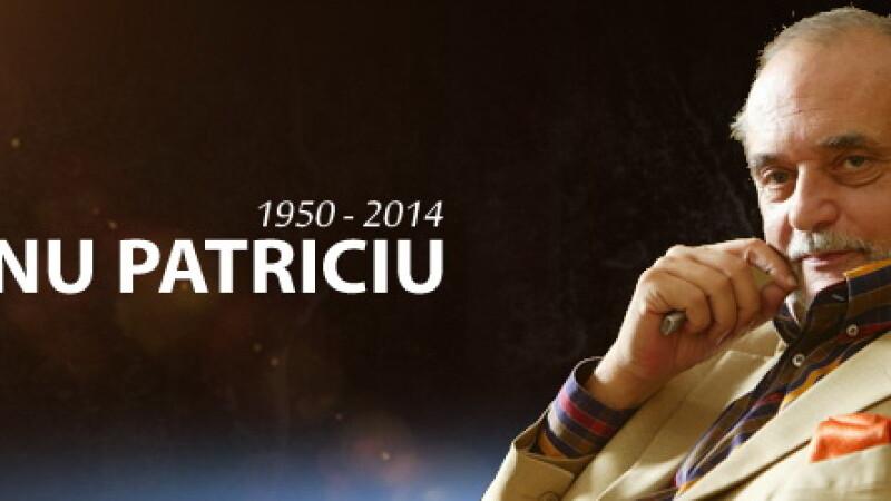 Dinu Patriciu - cover
