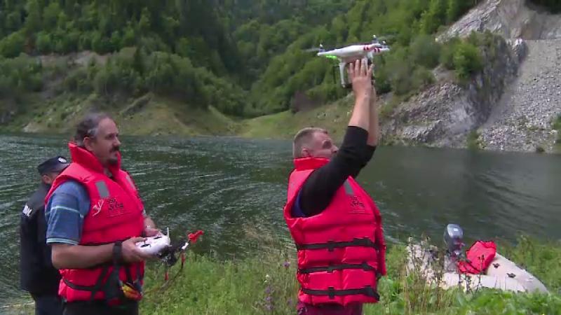 cautari retezat drona