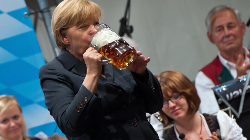 Angela Merkel - GETTY