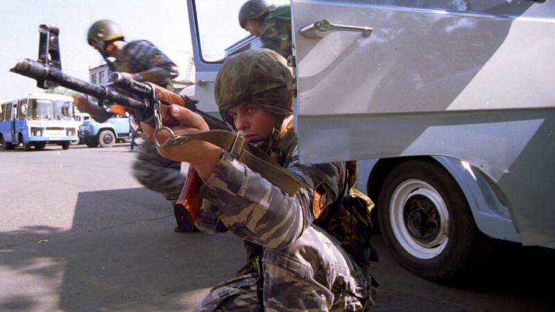forte speciale de securitate rusesti OMON