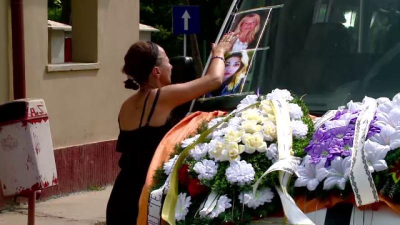 inmormantare victime accident Mangalia