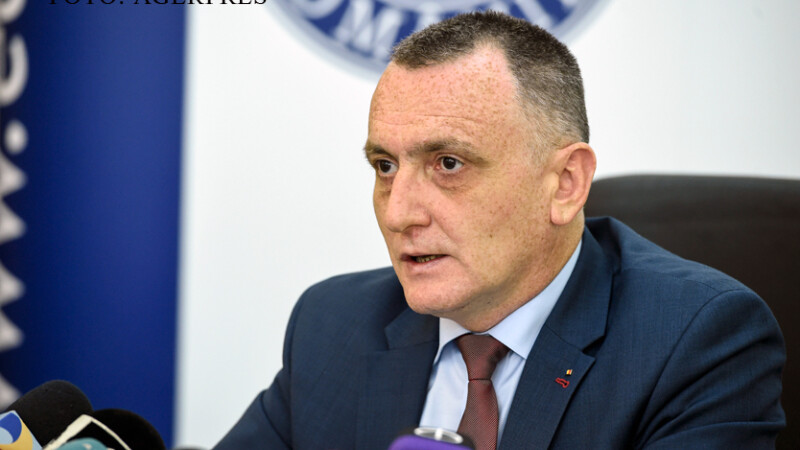 ministrul Educatiei, Sorin Cimpeanu
