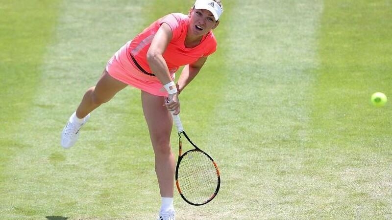 Simona Halep, in optimile de finala ale turneului de la Toronto: \