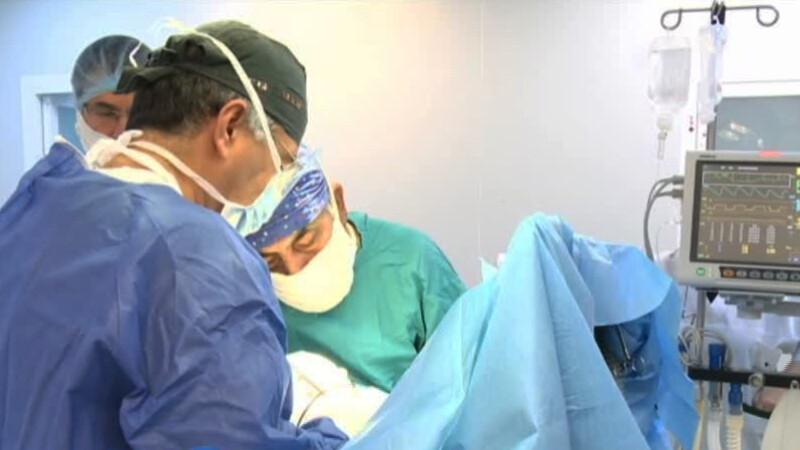 operatie, medici
