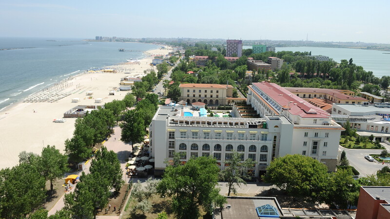Hotel in Mamaia - AGERPRES