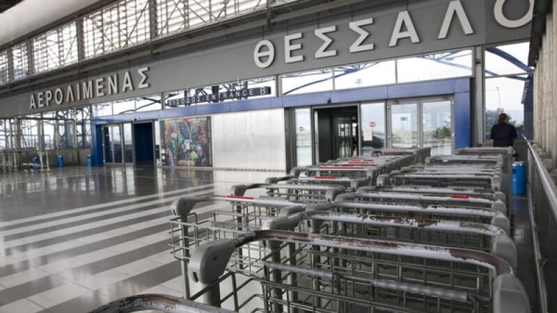 Germania cumpara Grecia, bucata cu bucata. Nemtii au achizitionat 14 dintre aeroporturile elene