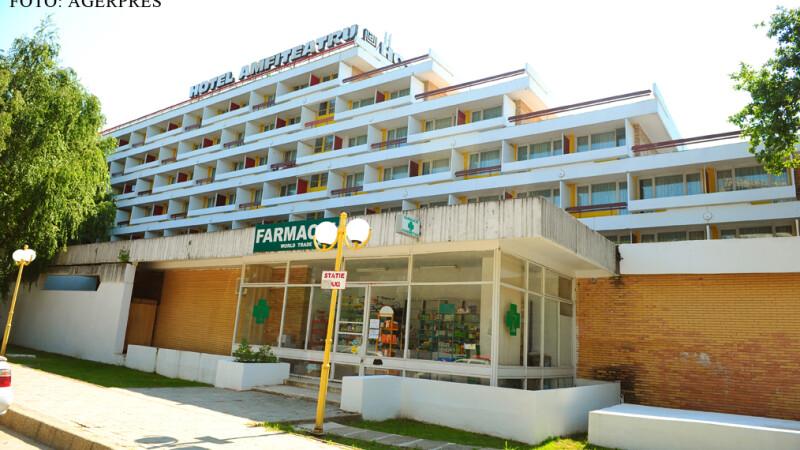 hotel Amfiteatru din Neptun-Olimp