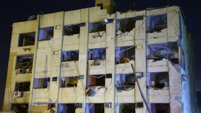 Explozie in Egipt - AGERPRES