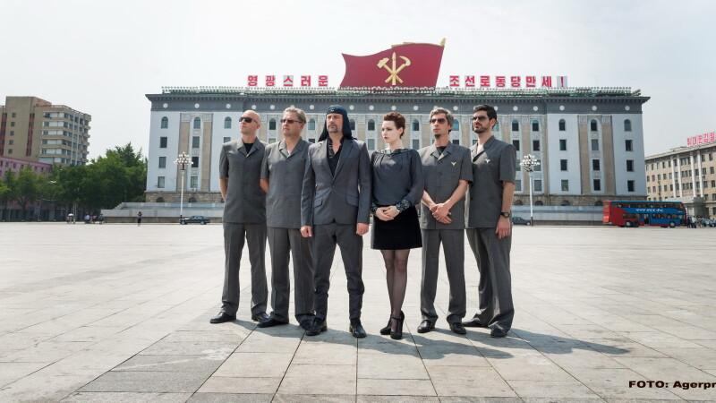 Laibach in Coreea de Nord - AGERPRES