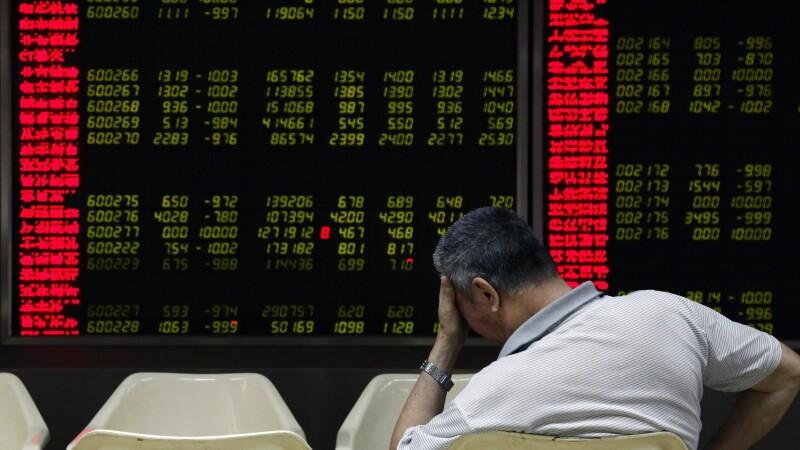 bursa china - agerpres