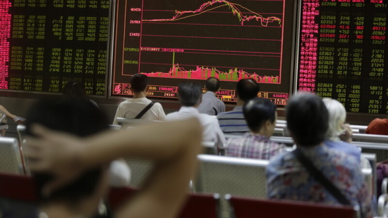 Bursa Shanghai