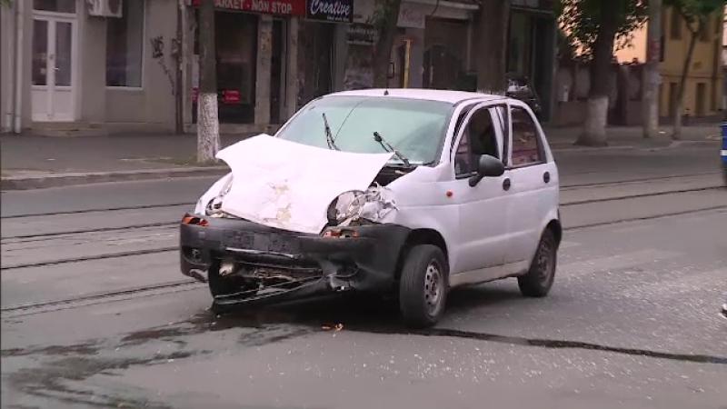 accident pe Pache