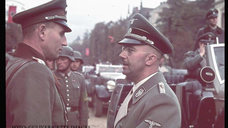 Agenda secreta a lui Heinrich Himmler a fost descoperita in Rusia, dupa 70 de ani. Orororile pe care le dezvaluie documentul