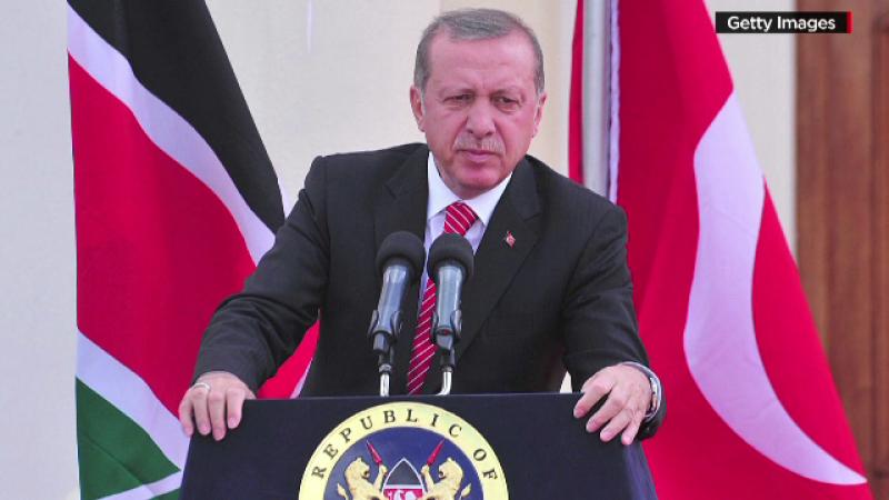 Raspunsul taios al premierului italian, dupa ce Recep Erdogan s-a plans ca fiul lui este cercetat pentru spalare de bani
