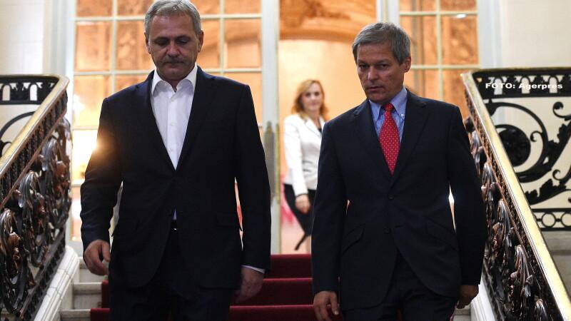 Liviu Dragnea anunta anchetarea parlamentara a Guvernul Ciolos, pentru o