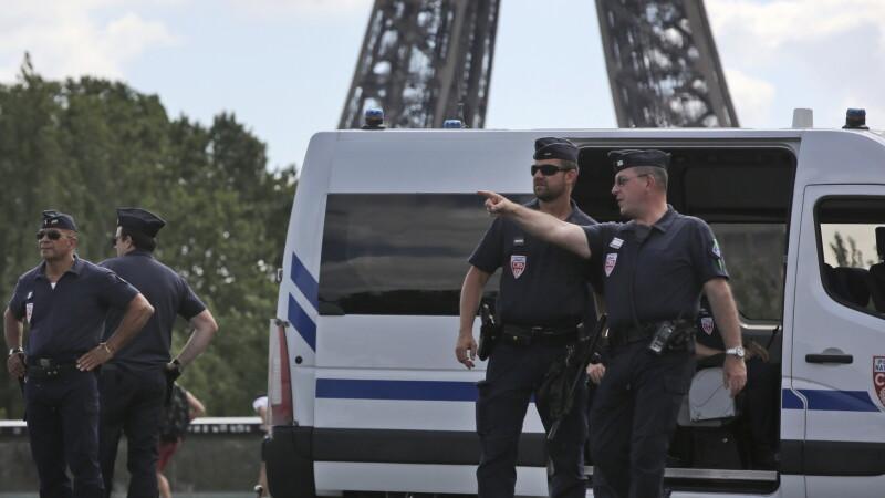 Turnul Eiffel - AGERPRES