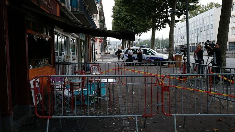 incendiu Rouen - Getty