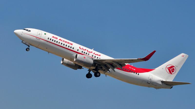 Air Algeria - Shutterstock
