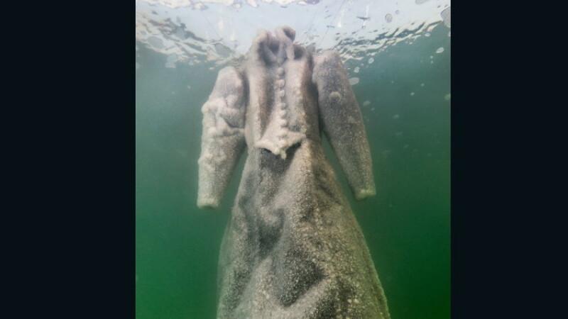 rochie acoperita cu sare