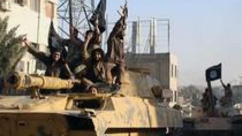 luptatori ISIS, hotnews