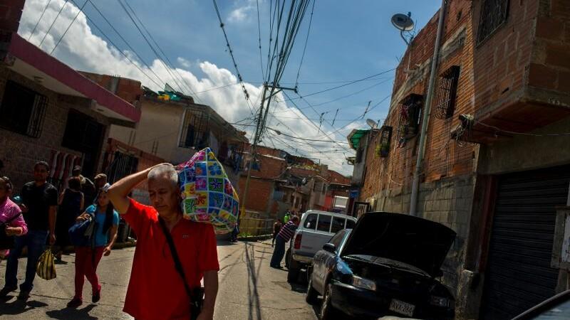 saracia din Venezuela