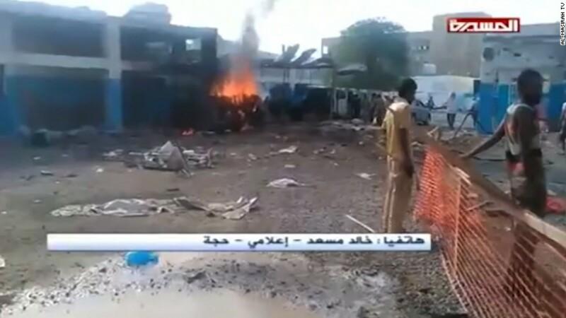 8 morti, dupa ce un spital al Medicilor Fara Frontiere a fost bombardat, in Yemen. 4 politisti, ucisi intr-un atac capcana