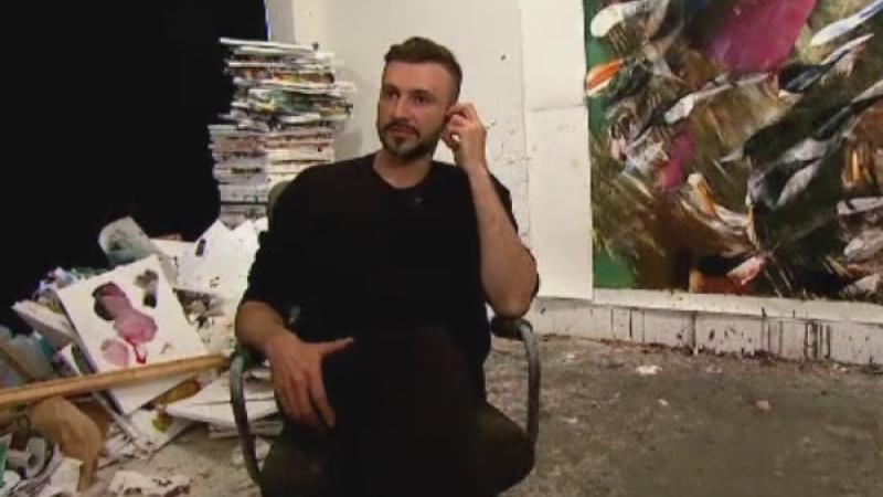 Pictorul Adrian Ghenie va dona o lucrare pentru achizitionarea