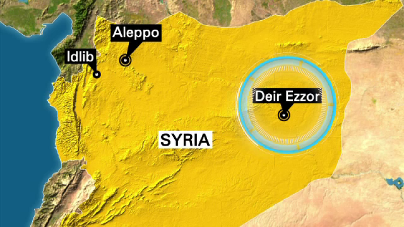 Rusia - Iran in Siria