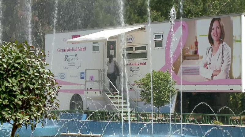 Turistele aflate pe litoral se pot testa gratuit pentru cancer de san si col uterin. Initiativa Fundatiei