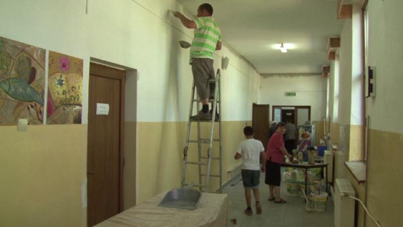 renovare scoala