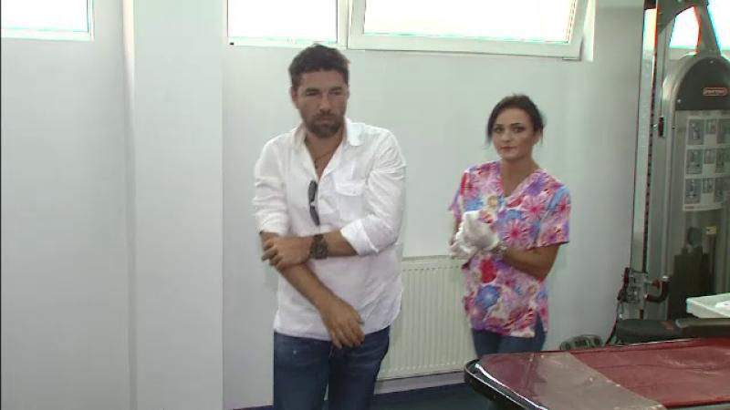 Angajatii PRO TV au donat sange pentru a-i ajuta pe cei care se lupta pentru viata. Alex Dima: