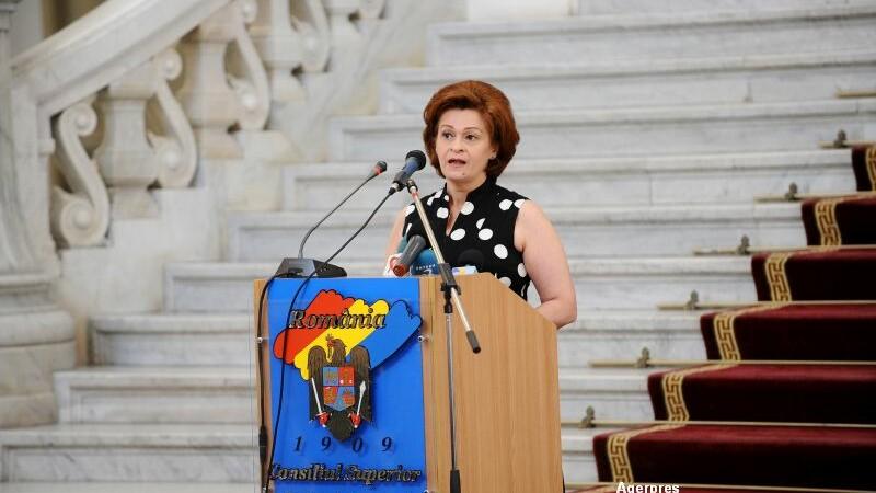 Cristina Tarcea, candidat unic pentru sefia ICCJ. Prioritatea: \