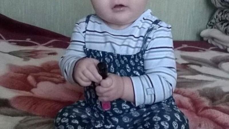 La numai 1 an si doua luni a fost diagnosticata cu leucemie si se lupta pentru viata ei. Cum o puteti ajuta pe Simona