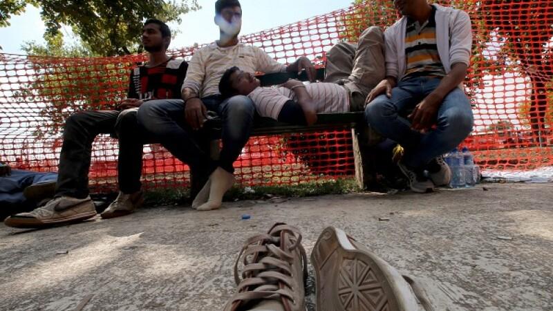 Refugiatii ar putea lucra in cele mai ravnite multinationale din Europa. Strategia Angelei Merkel de integrare a imigrantilor